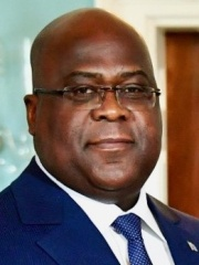 Photo of Félix Tshisekedi