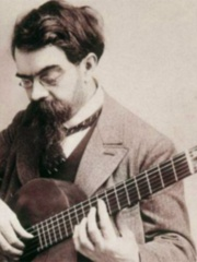 Photo of Francisco Tárrega