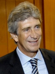 Photo of Manuel Pellegrini