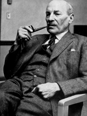 Photo of Clement Attlee