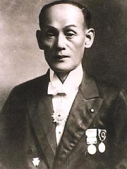 Photo of Torakusu Yamaha