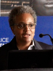 Photo of Lori Lightfoot