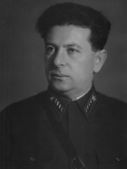Photo of Lev Mekhlis