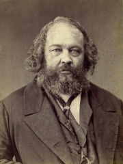 Photo of Mikhail Bakunin