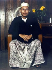 Photo of Aung San