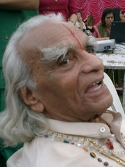 Photo of B. K. S. Iyengar