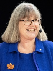 Photo of Donna Strickland