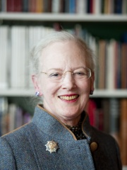 Photo of Margrethe II of Denmark