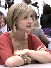 Photo of Allison Mack