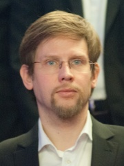 Photo of Kjell Carlström
