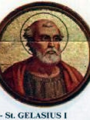 Photo of Pope Gelasius I