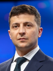 Photo of Volodymyr Zelensky