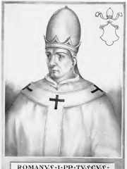 Photo of Pope Romanus