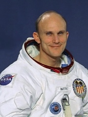 Photo of Ken Mattingly