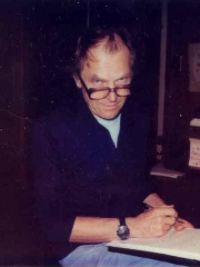 Photo of Paul Feyerabend