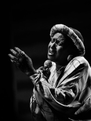Photo of Miriam Makeba