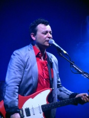 Photo of James Dean Bradfield