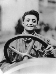 Photo of Enzo Ferrari