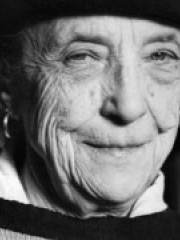Photo of Louise Bourgeois