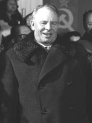 Photo of Nikolai Podgorny