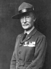 Photo of Robert Baden-Powell, 1st Baron Baden-Powell
