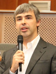 Photo of Larry Page