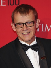 Photo of Hans Rosling
