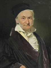 Photo of Carl Friedrich Gauss