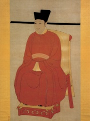 Photo of Emperor Huizong of Song