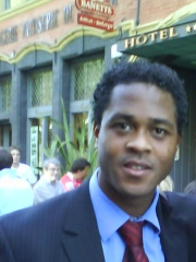 Photo of Patrick Kluivert