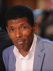 Photo of Haile Gebrselassie