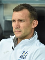 Photo of Andriy Shevchenko