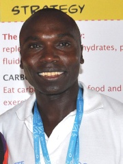 Photo of Wilson Kipketer