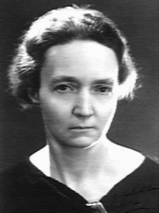 Photo of Irène Joliot-Curie