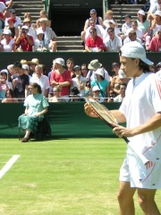 Photo of Guillermo Coria