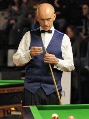 Photo of Peter Ebdon