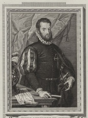 Photo of Pedro Menéndez de Avilés