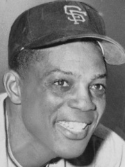 Photo of Willie Mays