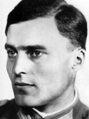 Photo of Claus von Stauffenberg