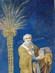 Photo of Pope Felix IV