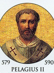 Photo of Pope Pelagius II