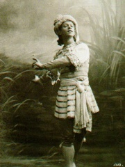 Photo of Vaslav Nijinsky