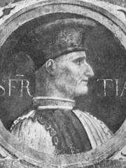 Photo of Muzio Attendolo Sforza