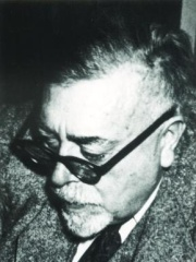 Photo of Norbert Wiener