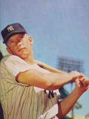 Photo of Mickey Mantle