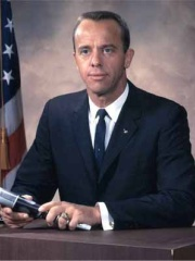 Photo of Alan Shepard