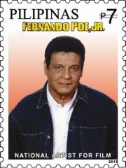 Photo of Fernando Poe Jr.