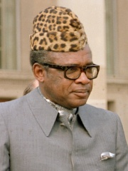 Photo of Mobutu Sese Seko