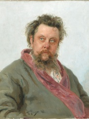 Photo of Modest Mussorgsky
