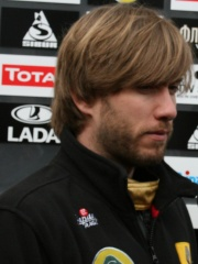 Photo of Nick Heidfeld
